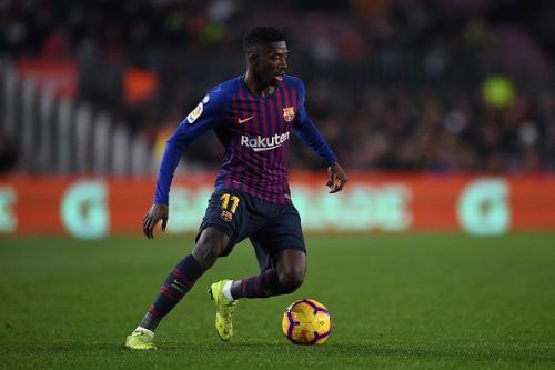 Dembele is being eyed as a potential Hazard replacement