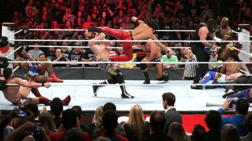 Shinsuke Nakamura won the 2018 Royal Rumble