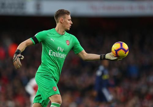 Leno has been decent for Arsenal