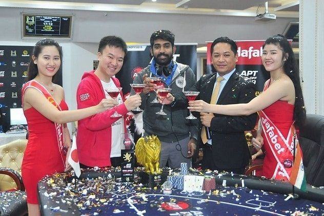 Asian Poker Tour Vietnam 2019: Abhinav Iyer Ships The Main