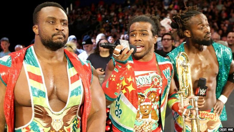 The New Day (Image credits: WWE)