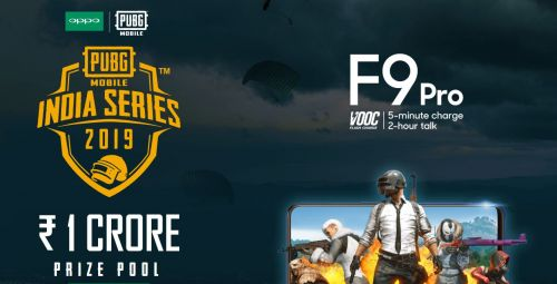 PUBG Mobile India Series poster