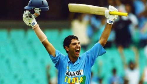 Yuvraj Singh was the man of the series in 2011 World Cup