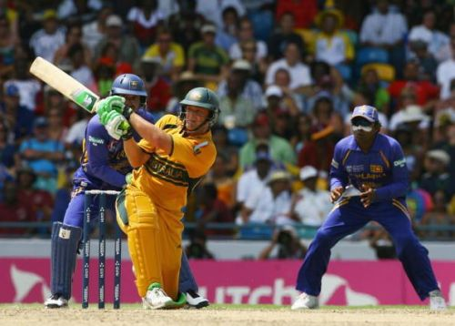 Adam Gilchrist was Australia's big match player
