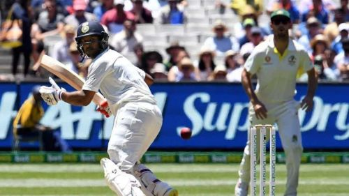 Agarwal stepped up to the task in both Melbourne and Sydney