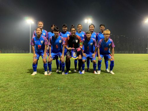India's Starting XI against Hong Kong in the second friendly on Wednesday