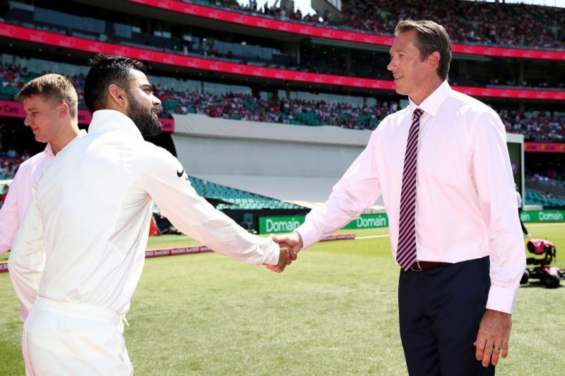 Kohli- McGrath