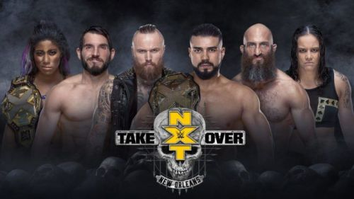 NXT Takeover: New Orleans arguably stole the show from WrestleMania 34.