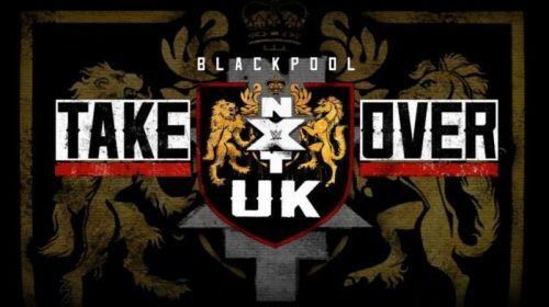 NXT UK Takeover: Blackpool Logo