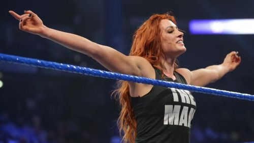 A potential final two face off against Nia Jax is one of the dream scenarios she could find herself in if she is in the Royal Rumble match.