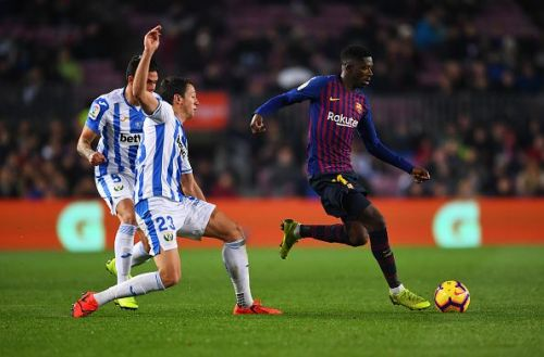 Ousmane Dembele has been nothing short of magical this season