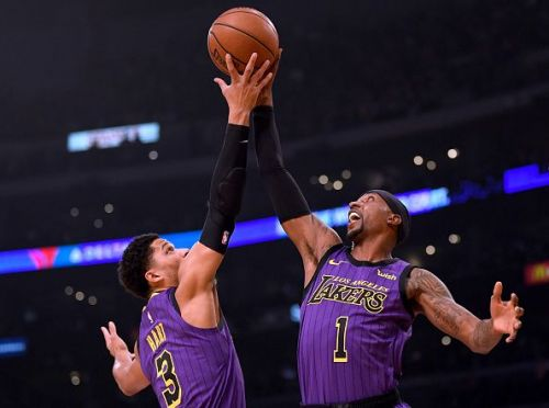 The Los Angeles Lakers are struggling for consistency