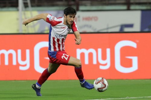 Garcia opened the scoring for ATK on the night (Photo: ISL)