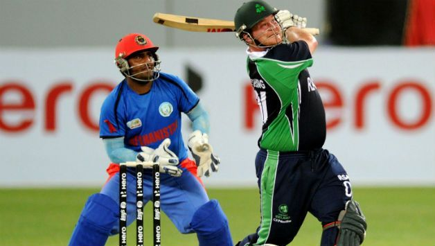 Afghanistan is facing Ireland in a 5-match ODI series in India in March