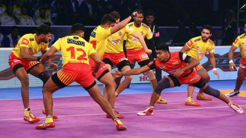 Gujarat Fortune Giants will face off against the Bengaluru Bulls in the finals