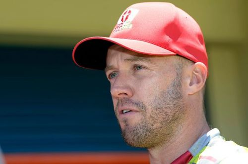 AB de Villiers had toured Pakistan for Test and ODI series in 2007