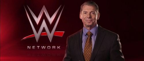 Image result for vince mcmahon with wwe logo