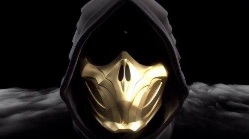 Pick up this Scorpion replica mask with the Kollector's Edition of Mortal Kombat 11