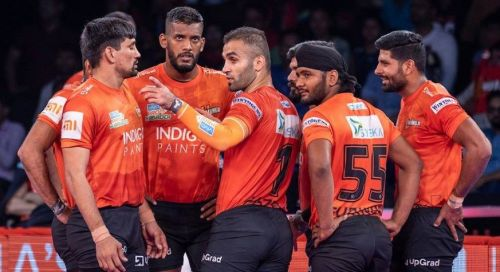 Fazel Atrachali led U Mumba as one of the strongest sides of Season 6.