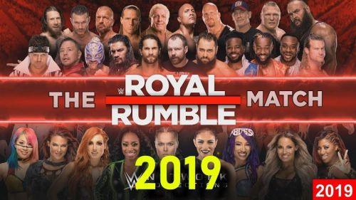 Who can make a major return at Royal Rumble?