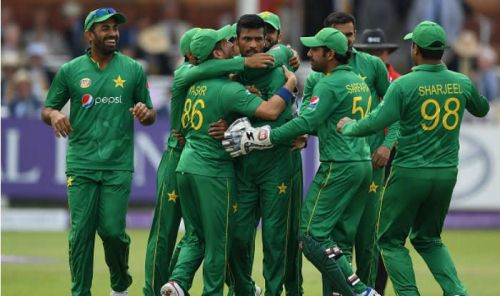Pakistan won the 2017 Champions Trophy