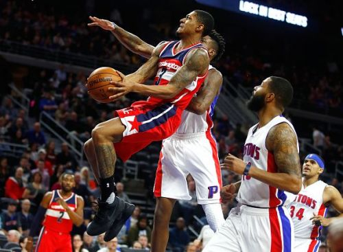 Washington host the Pistons in an intriguing encounter on Monday