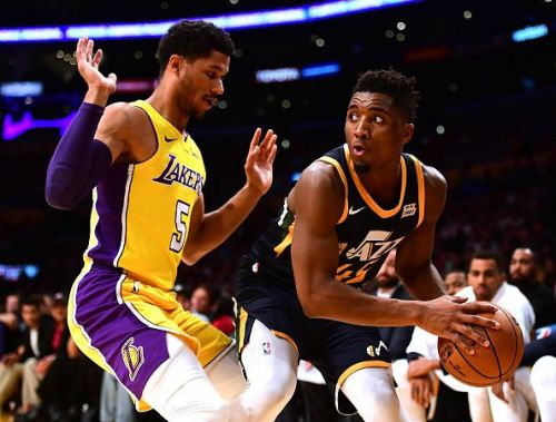 Tonight's Marquee Matchup: Los Angeles Lakers v Utah Jazz