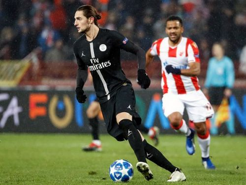 Rabiot would be assured of his chances at Barcelona before he signs for the club