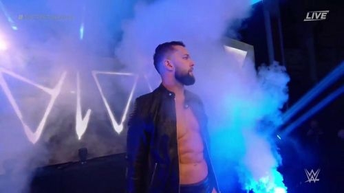 Finn Balor makes his shocking return home to the United Kingdom tonight at NXT UK Takeover!