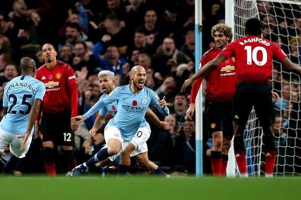 Can City run through United again?