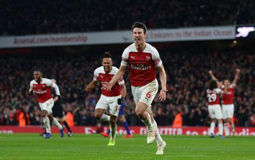Arsenal v Chelsea - EPL