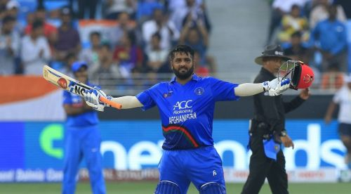 Mohammad Shahzad scored a brilliant hundred against India in Asia Cup 2018