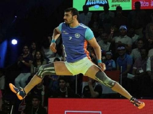 Ajay Thakur has had phenomenal success representing Team India in international platforms.