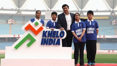 Haryana underlined their supremacy in the wrestling ring on the second day of Khelo India Youth Games