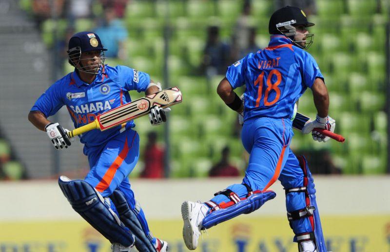 Sachin Tendulkar scored 33 ODI hundreds in winning cause
