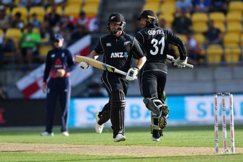 Colin Munro had broken Martin Guptill's record in just 14 minutes!
