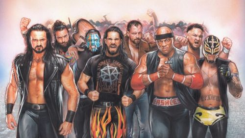 Who will rule the Rumble?