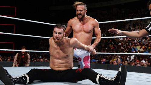 Mike Kanellis doesn't want a push in WWE