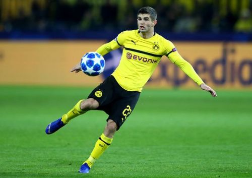 Christian Pulisic completed his dream move to the Premier League by joining Chelsea