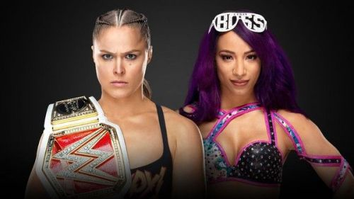 Banks and Rousey will team tonight to face Nia Jax and Tamina Snuka.