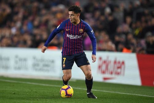 Chelsea make an offer for Coutinho