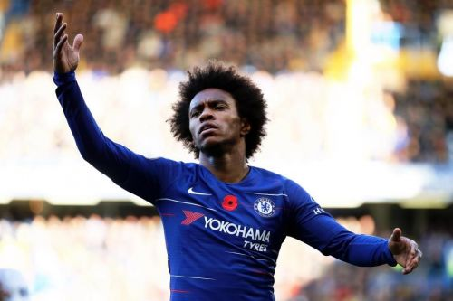 Willian might be on the move so Chelsea will need winger