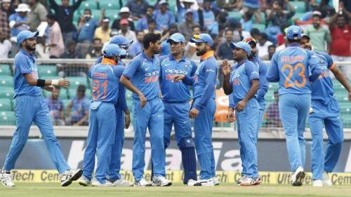 India's ODI team