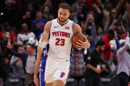 Detroit Pistons managed to beat Los Angeles Clippers on Griffin's return