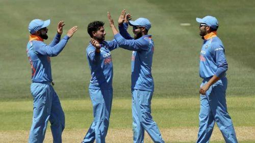 India blitzed past New Zealand