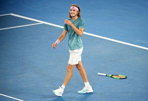 Stefanos Tsitsipas stuns Federer