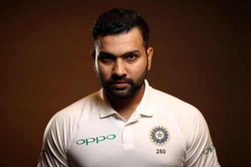 Rohit played a crucial knock in the boxing day Test match