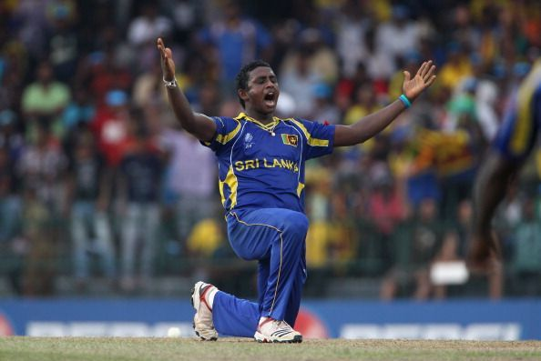 Mendis returned with match winning figures of 6 wickets for 13