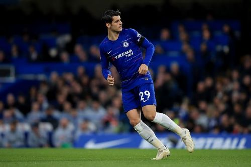 Alvaro Morata's troubled times at Chelsea could be coming to an end