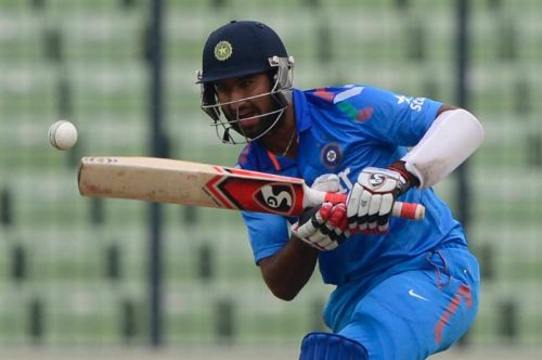 Pujara is a potential choice for the number 4 slot.